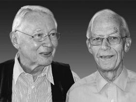 <h2>Jørgen Dahlerup und Gert Holbek</h2>
